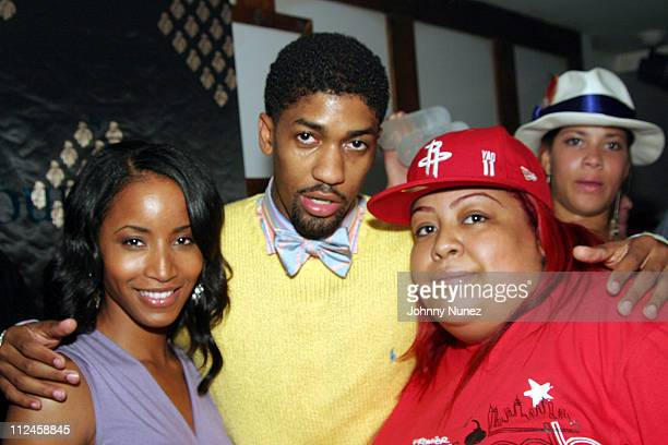 Faune Chambers Fonzworth Bentley and First Lady Elvia of Murder Mamis