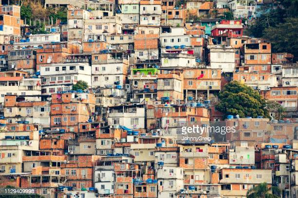 favela, brazil - favela stock pictures, royalty-free photos & images