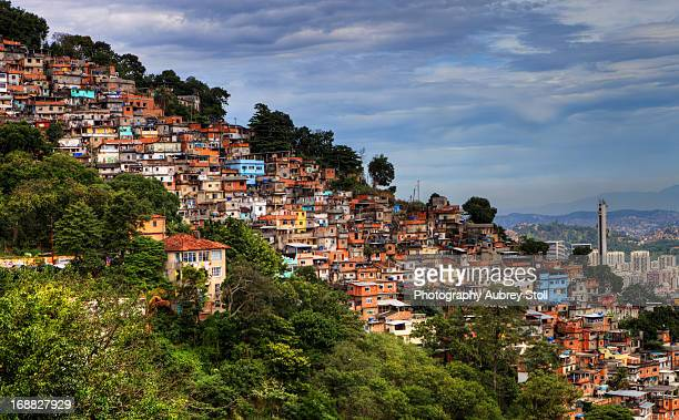 favela - favela stock pictures, royalty-free photos & images