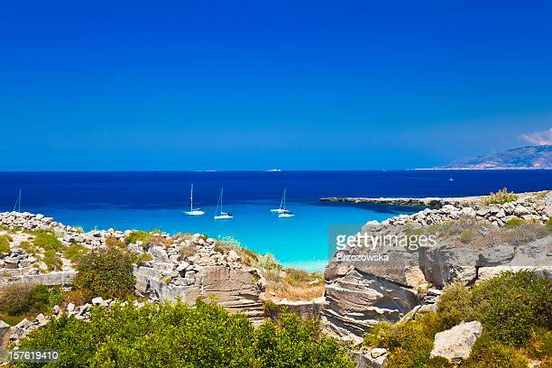 Favignana, Isole Egadi, Sicilia, Italia
