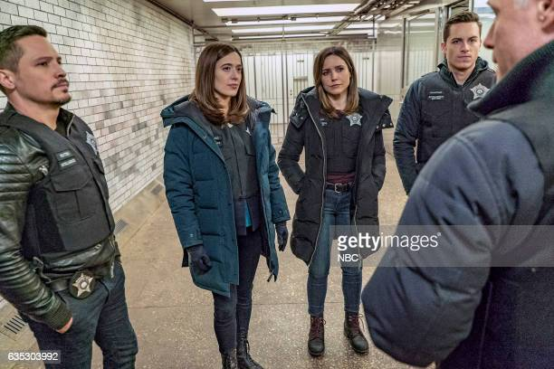 D Favor Affection Malice Or IllWill Episode 415 Pictured Nick Wechsler as Kenny Rixton Marina Squerciati as Kim Burgess Sophia Bush as Erin Lindsay...