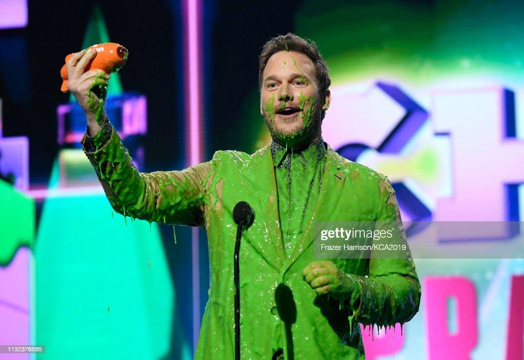 CA: Nickelodeon's 2019 Kids' Choice Awards - Roaming Show