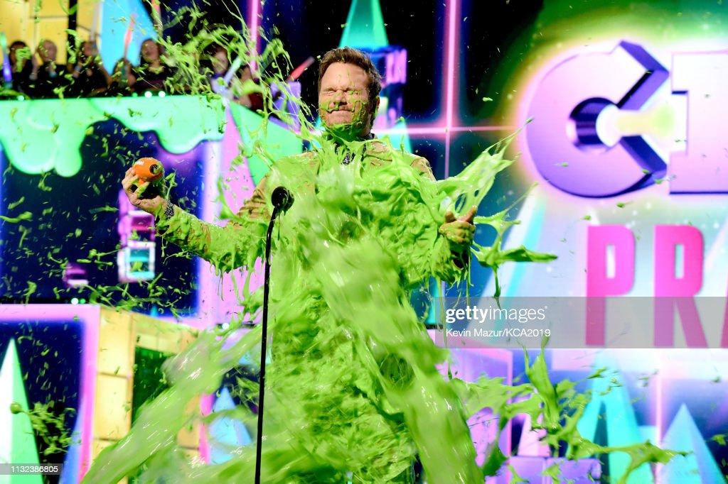 Nickelodeon's 2019 Kids' Choice Awards - Best Of : News Photo