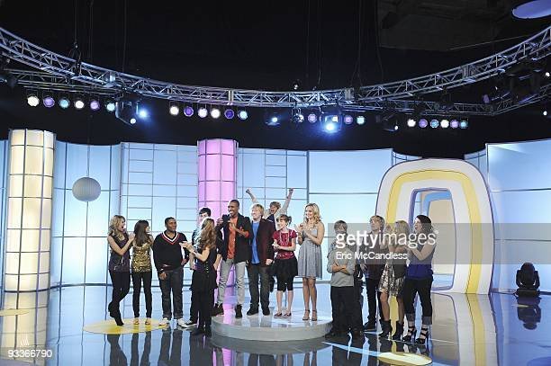 S EVE STAR SHOWDOWN Favorite Disney Channel stars compete in five game show challenges during the New Year's Eve Star Showdown programming event...