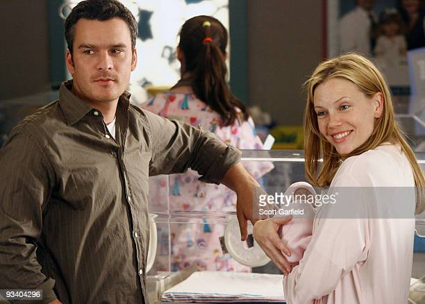 """Favorite Son"""" -- Tommy and Julia have to make a life and death decision for their newborn twins, while Sarah and Joe come to grips with the fate of..."""