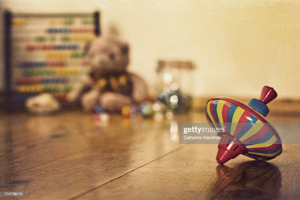 Favourite toy collection : Stock Photo
