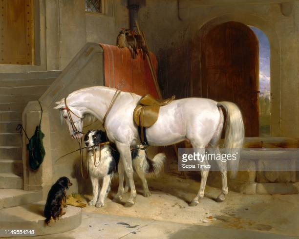 Favourites the Property of HRH Prince George of Cambridge Sir Edwin Henry Landseer 18021873 British