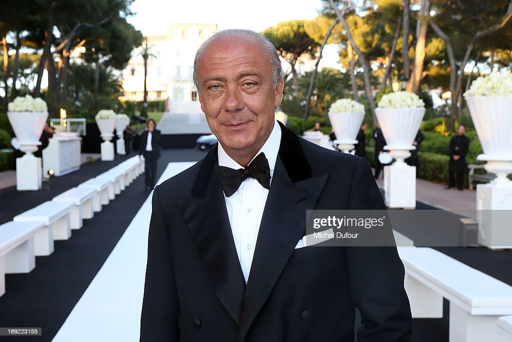 Fawaz Gruosi attends the 'De Grisogono' Party At Hotel Du Cap Eden Roc on May 21, 2013 in Antibes, France.