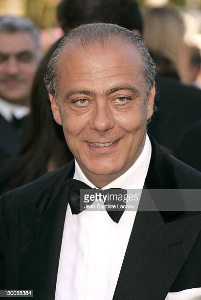 Fawaz Gruosi during 2005 Cannes Film Festival Peindre Ou Faire L'Amour Premiere at Le Palais de Festival in Cannes France