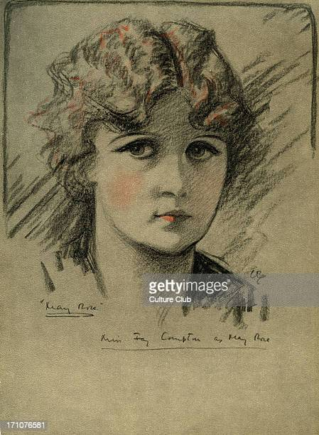 Fay Compton as Mary Rose Fay Compton was an English actress shown here in JM Barrie's Mary Rose Fay Compton September 18 1894 – December 12 1978