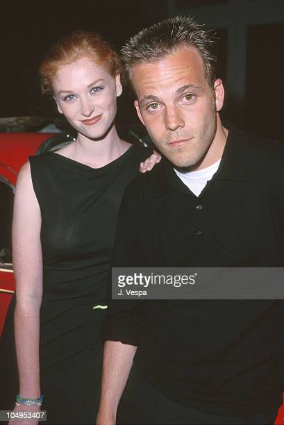Fay Masterson and Stephen Dorff during Quantum Project Premiere The First Internet Feature Film Made Specifically for Download Sale on the World Wide...