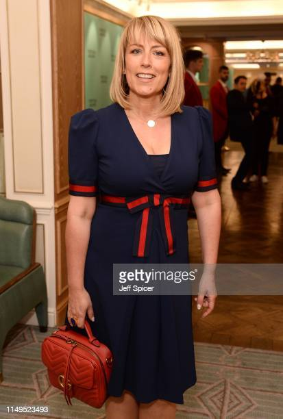 Fay Ripley attends the Fortnum Mason Food Drink Awards held at Fortnum Mason on May 16 2019 in London England