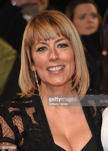 Fay Ripley attends the National Television Awards on January 25 2017 in London United Kingdom