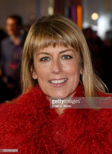 Fay Ripley attends the World Premiere of 'Bohemian Rhapsody' at SSE Arena Wembley on October 23 2018 in London England