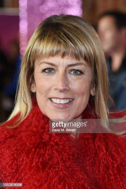 Fay Ripley attends the World Premiere of Bohemian Rhapsody at The SSE Arena Wembley on October 23 2018 in London England