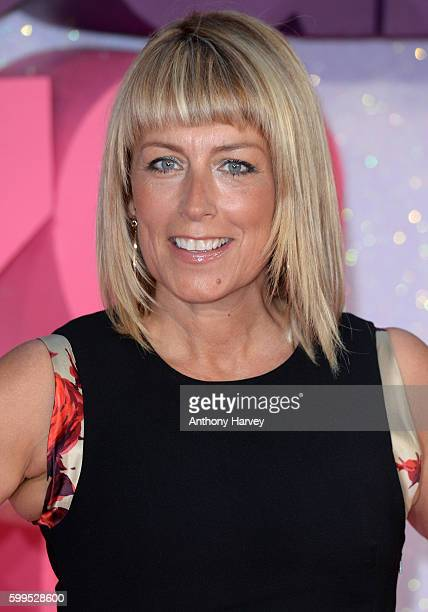 Fay Ripley attends the World premiere of Bridget Jones's Baby at Odeon Leicester Square on September 5 2016 in London England