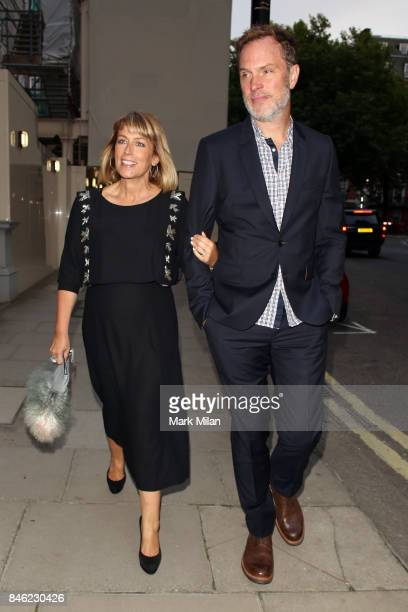 Fay Ripley sighting on September 12 2017 in London England