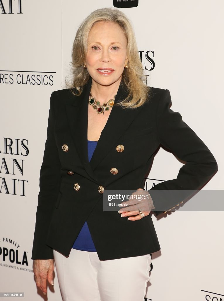 Faye Dunaway attends the premiere of Sony Pictures Classics 'Paris Can Wait' on May 11, 2017 in West Hollywood, California.