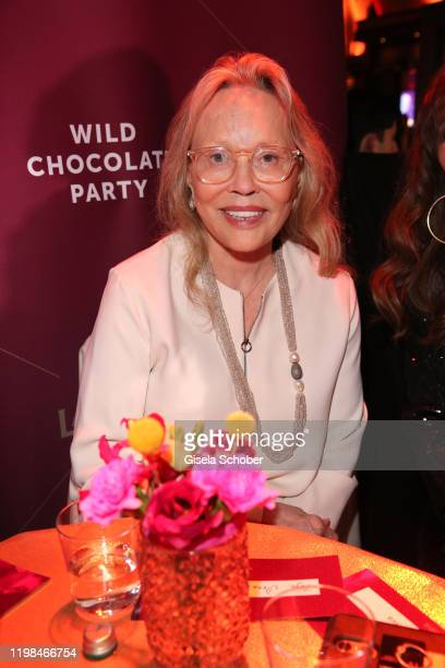Faye Dunaway during the Lambertz Monday Night 2020 Wild Chocolate Party on February 3 2020 in Cologne Germany