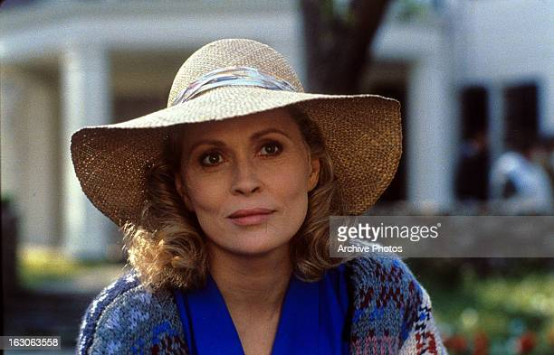 Faye Dunaway in a scene from the film 'The Handmaid's Tale' 1990