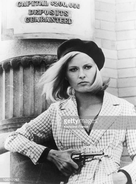 Faye Dunaway stars in 'Bonnie and Clyde' The Movie Is Based On The True Story Of Bonnie Parker And Clyde Barrow Notorious Outlaws And Criminals...