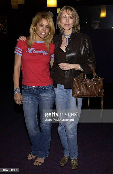 Faye Resnick Susan Blakely during Sony Pictures Classics and Venice Magazine's Premiere For Respiro at Laemmle's Monicas in Santa Monica California...