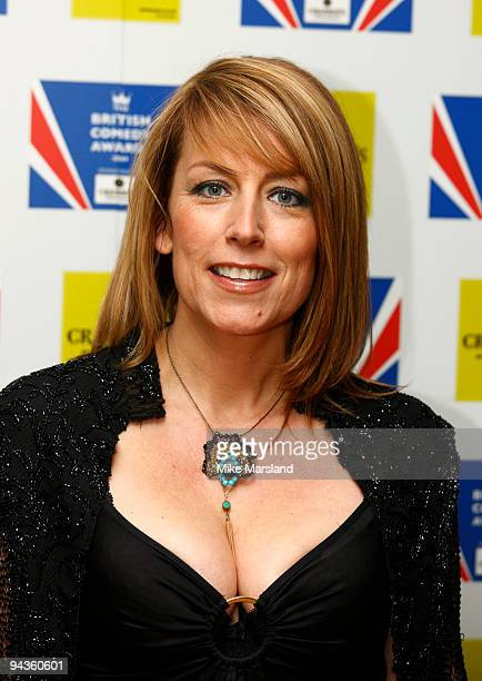 Faye Ripley attends the British Comedy Awards on December 12 2009 in London England