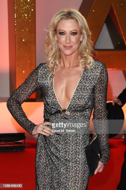 Faye Tozer attends the National Television Awards held at The O2 Arena on January 22 2019 in London England