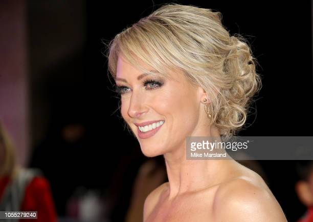 Faye Tozer attends the Pride of Britain Awards 2018 at The Grosvenor House Hotel on October 29 2018 in London England