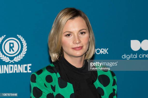 Faye Ward attends the 21st British Independent Film Awards at Old Billingsgate in the City of London December 02 2018 in London United Kingdom