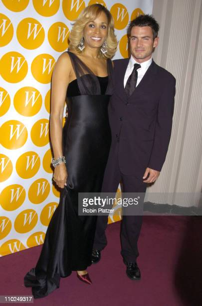 Faye Wattleton and Aiden Turner during The Center for the Advancement of Women's 10th Anniversary Gala at The Waldorf Astoria in New York City New...