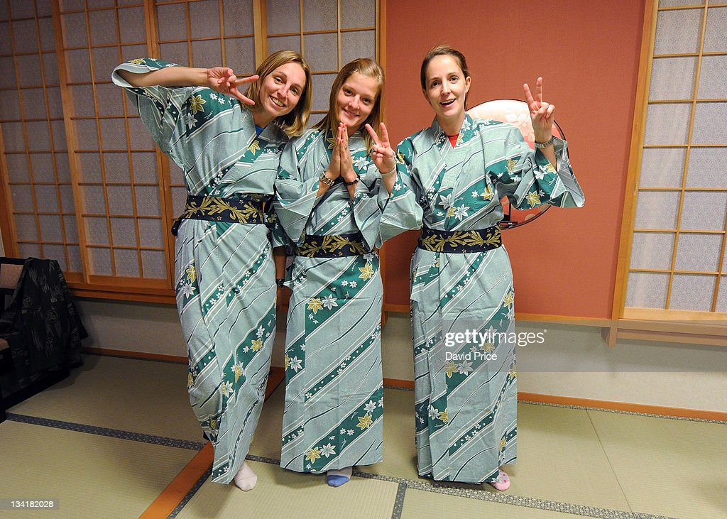 Arsenal Ladies FC Sight Seeing in Kyoto