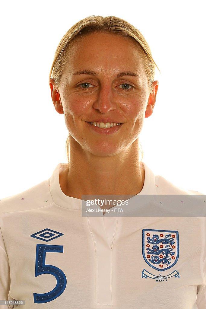 England Portraits-2011 FIFA Women's World Cup : News Photo