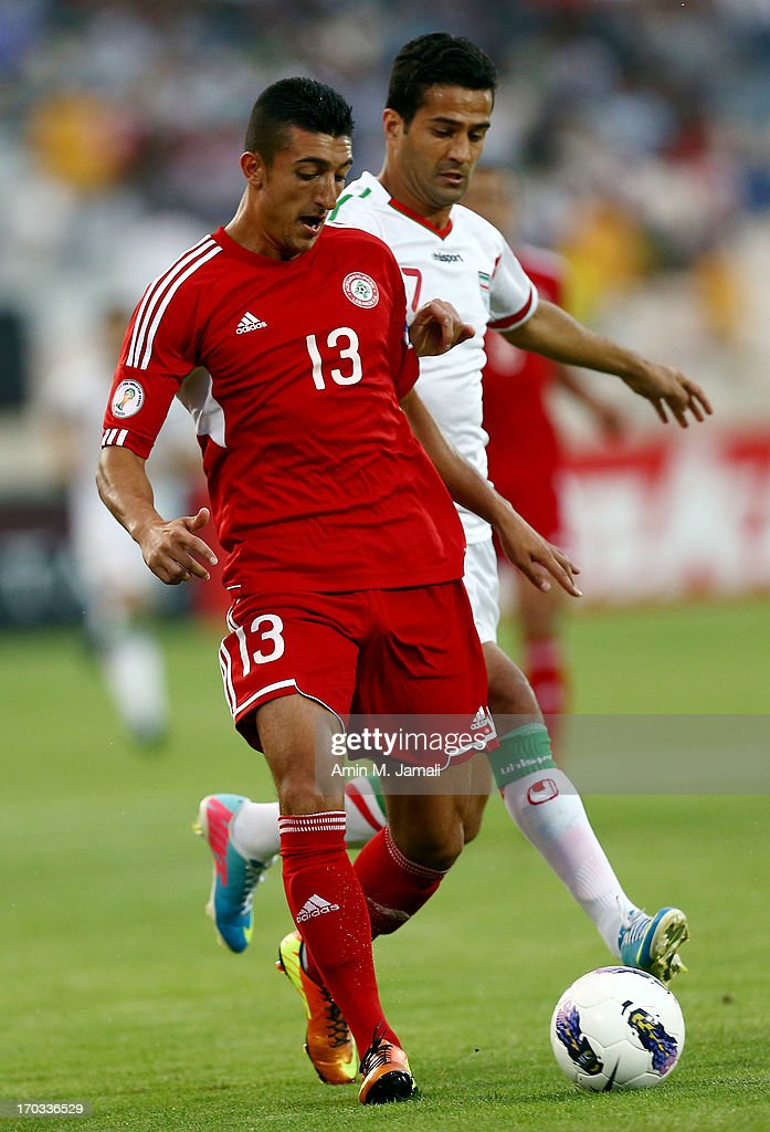Iran v Lebanon - FIFA World Cup Asian Qualifier : ニュース写真