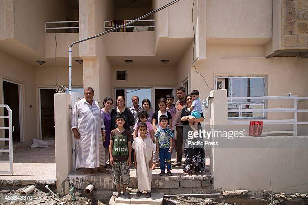 Fayez his wife Sabah and their two children have fled Mosul with no possessions on Friday 18th of July following the ISIS ultimatum according to...