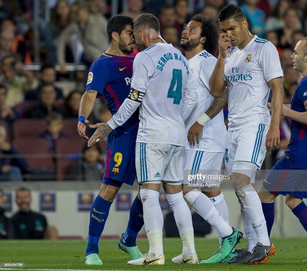Barcelona v Real Madrid: La Liga  : News Photo