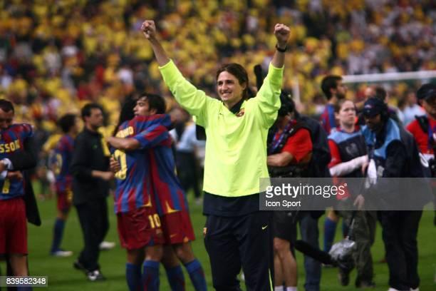 EDMILSON Fc Barcelone / Arsenal Finale de la Ligue des Champions Stade de France Paris