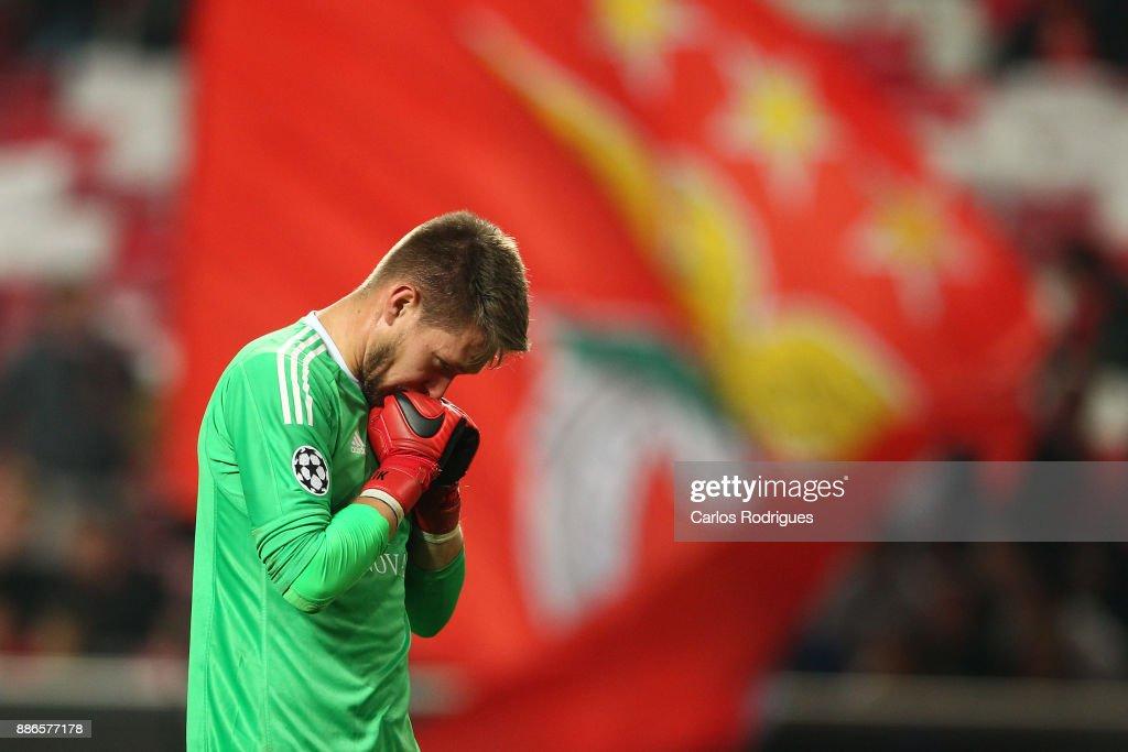 SL Benfica v FC Basel - UEFA Champions League : News Photo