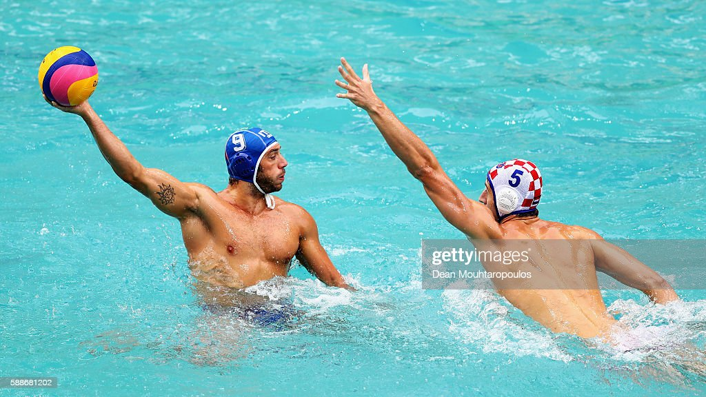 Water Polo - Olympics: Day 7
