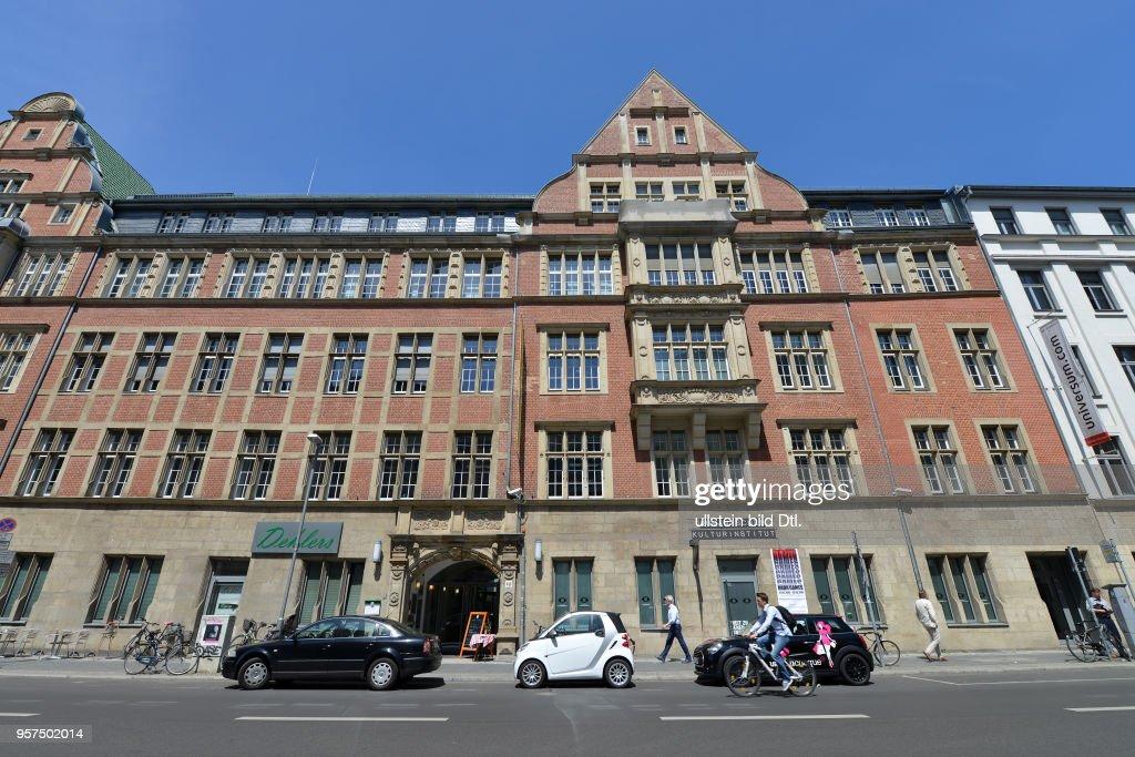 Fdp Bundesgeschaeftsstelle Mitte Berlin Deutschland Pictures Getty