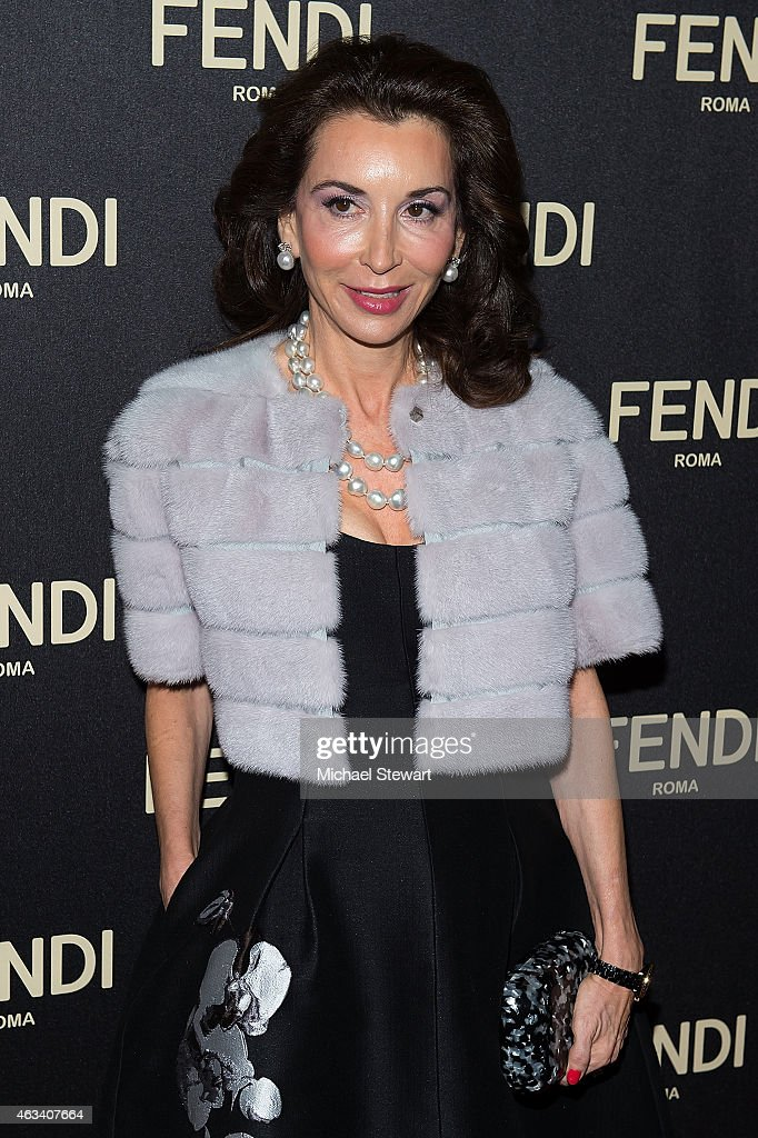 Fendi New York Flagship Boutique Inauguration Party - Fall 2015 Mercedes - Benz Fashion Week