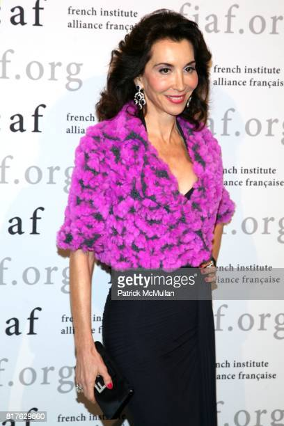 Fe Fendi attends French Institute Alliance Francaiseís Trophee des Arts Gala 2010 at The Plaza on December 9 2010 in New York