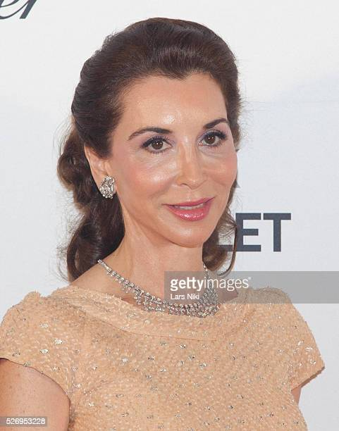 """Fe Fendi attends the """"2015 New York City Ballet Fall Gala"""" at the David H. Koch Theater at Lincoln Center in New York City. �� LAN"""