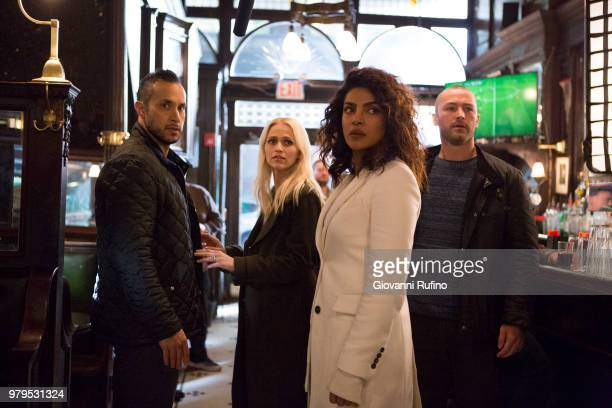 QUANTICO Fear Feargach Lives are in danger as the team protects Shelby when she reunites with someone from her past resulting in deadly consequences...