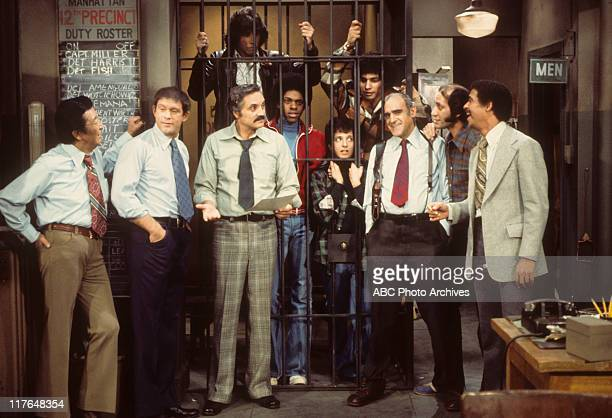 MILLER 'Fear of Flying' with Cast of 'Welcome Back Kotter' Airdate January 29 1976 JACK
