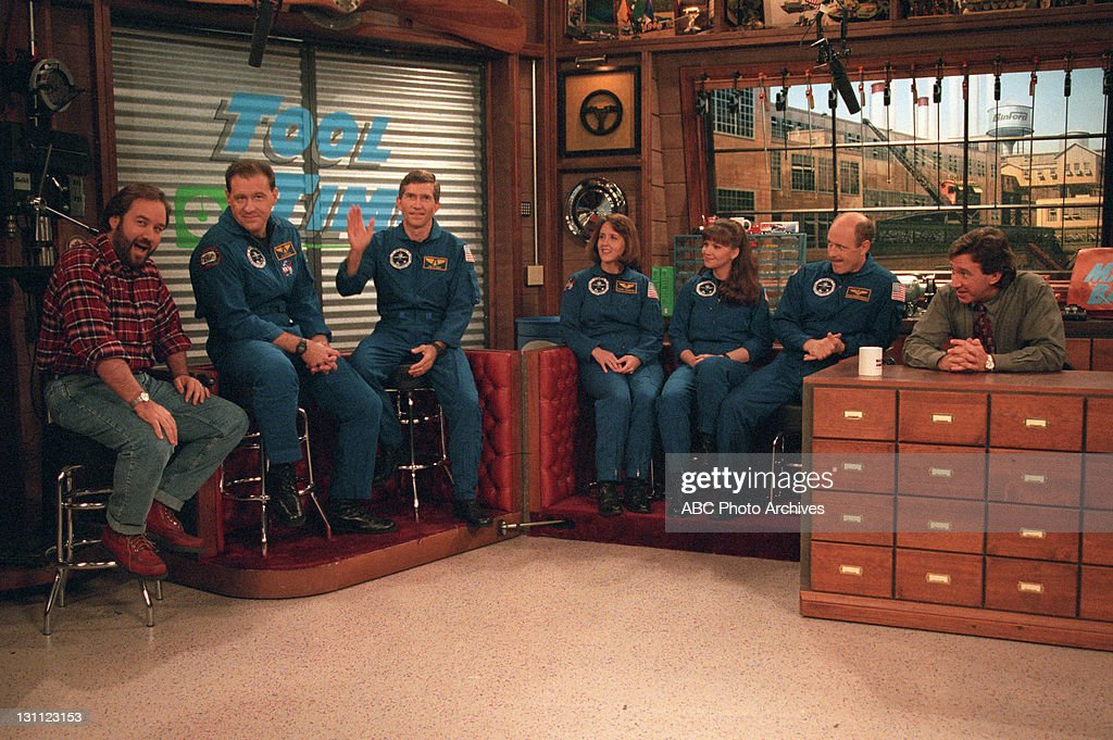 space shuttle columbia on home improvement - photo #3