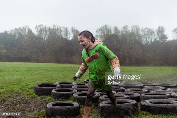 fearless and first - endurance race stock pictures, royalty-free photos & images