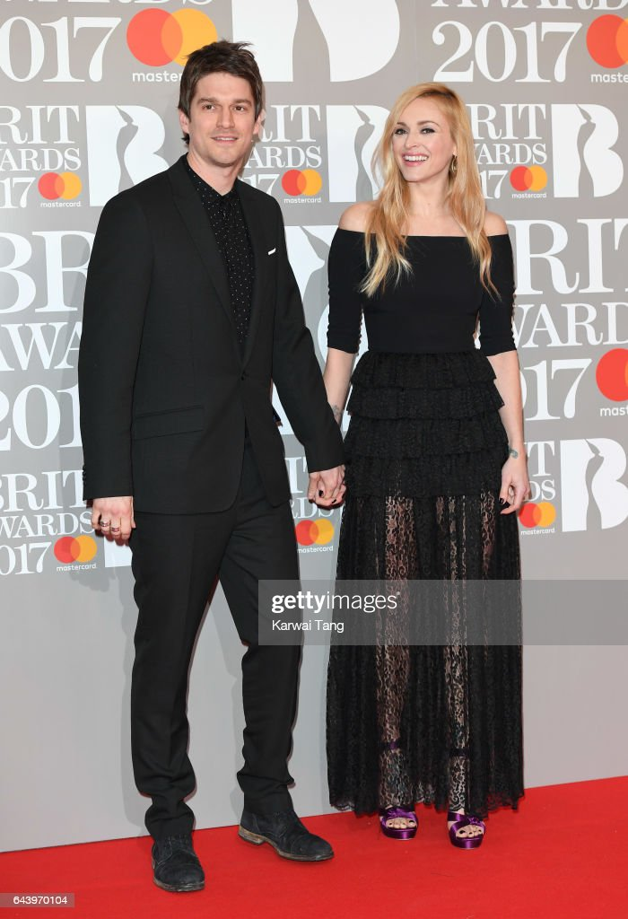 The BRIT Awards 2017 - Red Carpet Arrivals