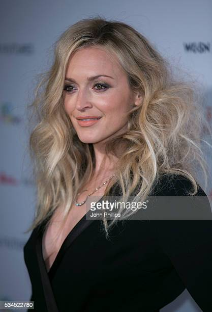 Fearne Cotton arrives for the WGSN Futures Awards 2016 on May 26 2016 in London England