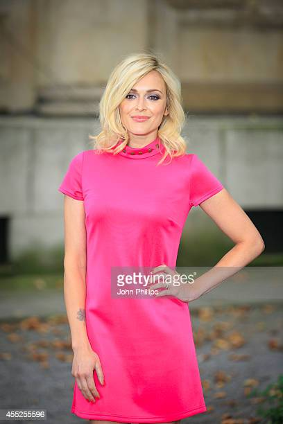 Fearne Cotton attends a photocall ahead of the Fearne Cotton for Verycouk Fashion show>> at One Marylebone on September 11 2014 in London England